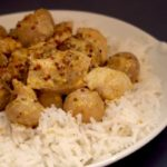 poulet moutarde ancienne curry champignons 150x150 Index des recettes