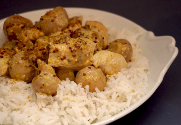 poulet-moutarde-ancienne-curry-champignons