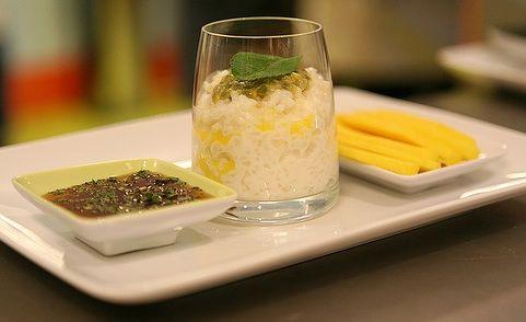 riz au fruits exotiques