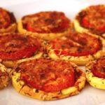 tartelettes tomates moutarde ancienne 150x150 Index des recettes