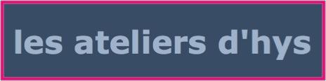 Ateliers Blogs préférés