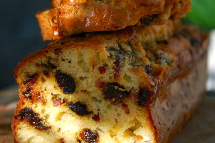Cake Au Pruneaux Et Lardons De Sophie
