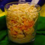 Salpicao (salade brésilienne)