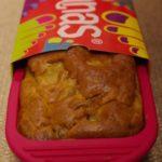 Cake ananas, poivron, jambon