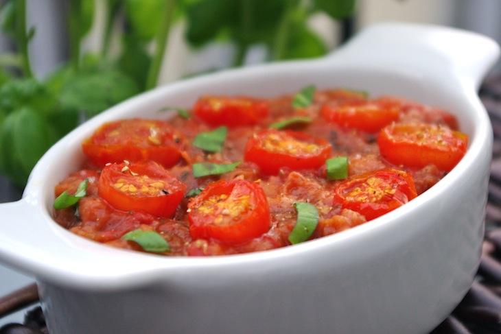 pappa al pomodoro soupe toscane la tomate. Black Bedroom Furniture Sets. Home Design Ideas