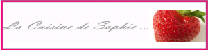 sophie e1335904110434 300x73 Blogs préférés