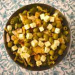 Salade de pâtes Green