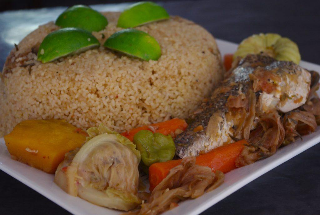 IMGP1105bis1 1024x691 Escale sénégalaise 2   Tiep bou dien (riz au poisson sénégalais)