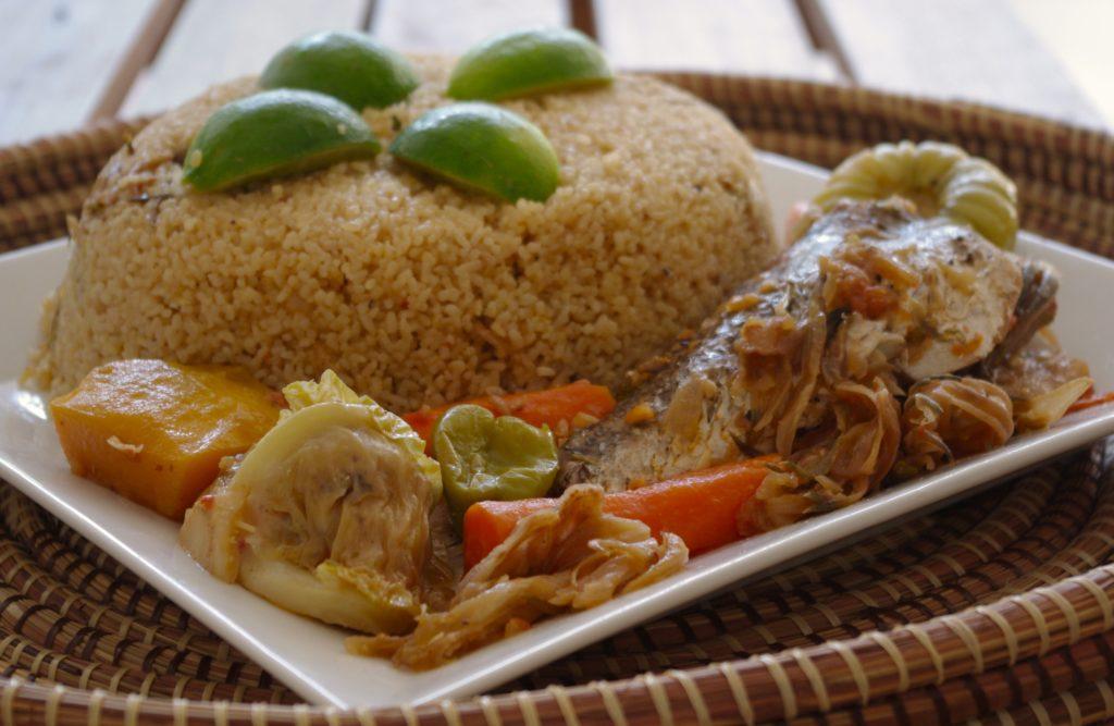 IMGP1112bis 1024x667 Escale sénégalaise 2   Tiep bou dien (riz au poisson sénégalais)