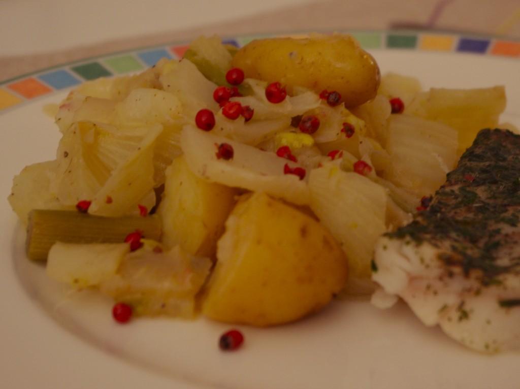 IMGP1355bis 1024x766 La recette préférée de ma mère   Fenouils au citron à la cocotte minute