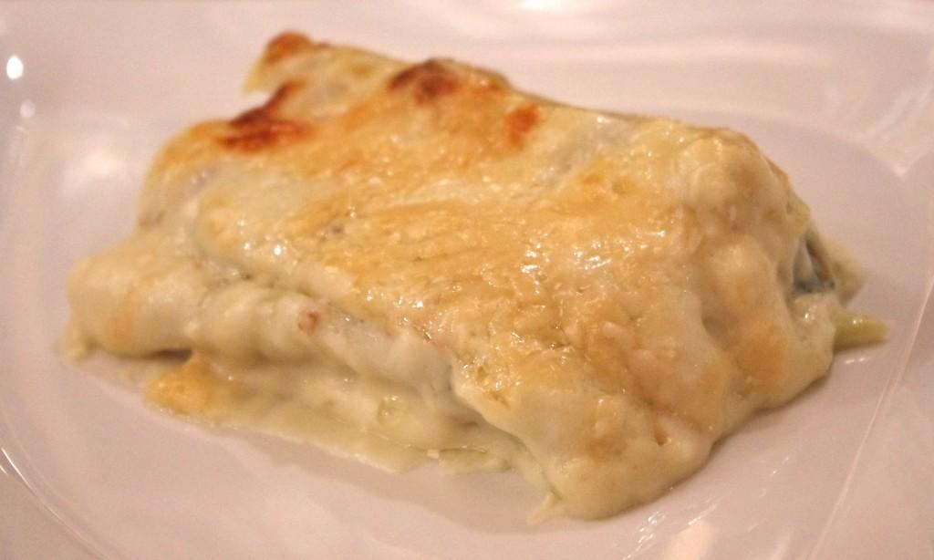 IMGP2048 1024x614 Terroir italien   Minestrone au Parme et crème de Parmigiano & Cannelloni épinards Parme Parmigiano