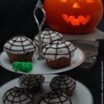 Cupcakes carrot cake d'Halloween