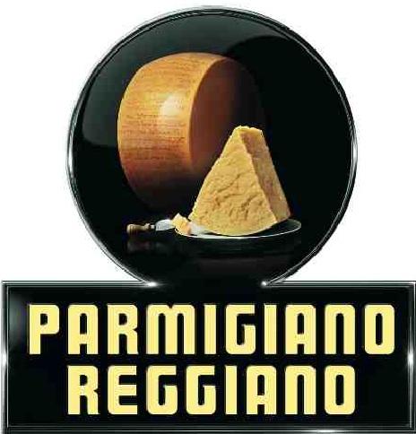 Logo Parmigiano Reggiano Terroir italien   Minestrone au Parme et crème de Parmigiano & Cannelloni épinards Parme Parmigiano