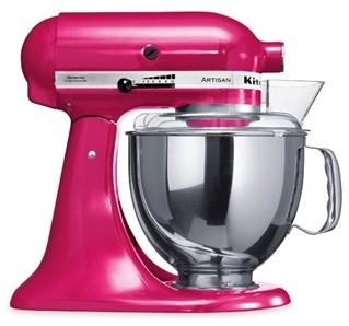 Kitchenaid Robot multifonction Artisan framboise e1322752469870 En panne didées cadeaux???   La wishlist du ou de la Foodista