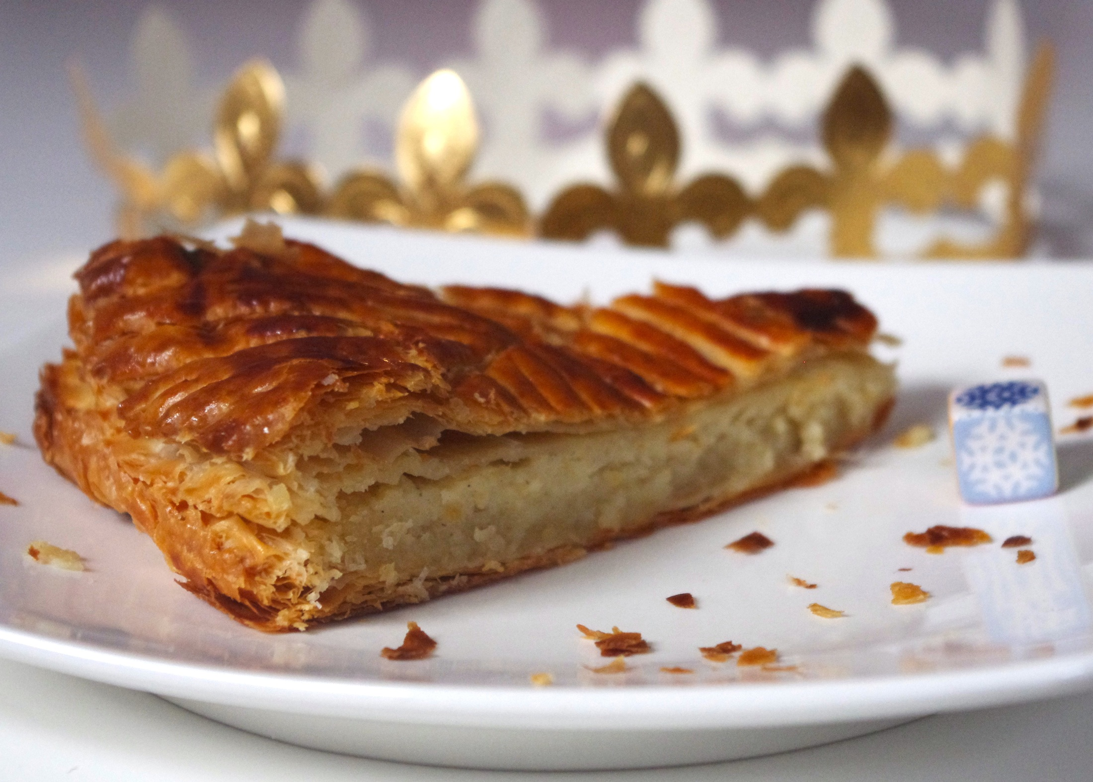 THE Galette des Rois  la frangipane (recette revisite + tuto)