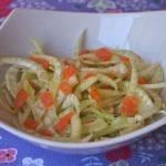 salade fenouil saumon 150x150 Index des recettes