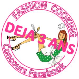 Concours FB 300x300 Fashion Cooking, déjà 3 ans   Les résultats des concours