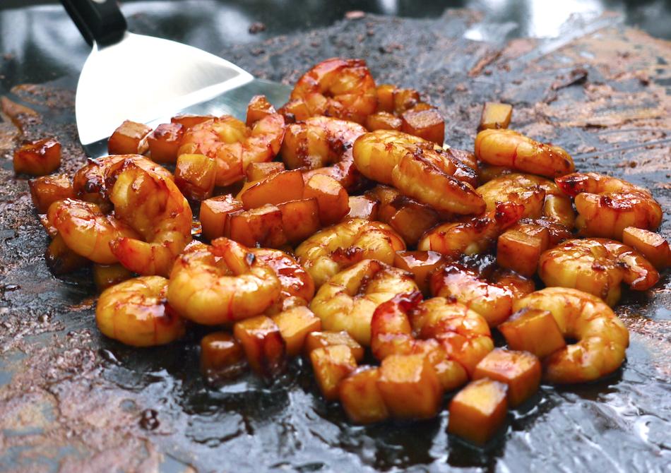 Plancha gaz recette cuisine top plancha for Plancha cuisine