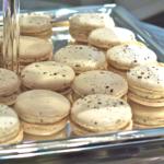 Macarons Boursin-poivre