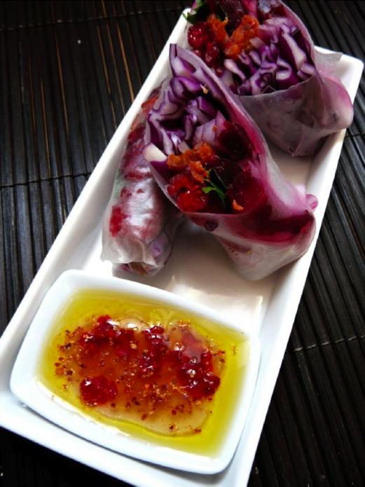red salade a croquer Fashion Cooking, déjà 3 ans   Les résultats des concours