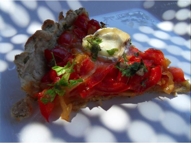 tarte poivrons rouges Fashion Cooking, déjà 3 ans   Les résultats des concours