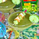 Gazpacho Vert comme un cocktail 2 150x150 Apéro, tapas, verrines, entrées & cie