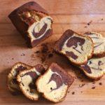 Cake marbré parfait façon Savane