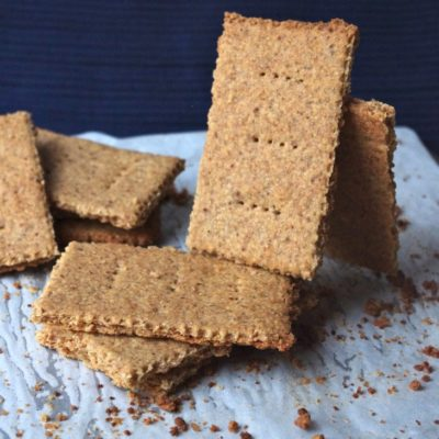 Graham crackers maison