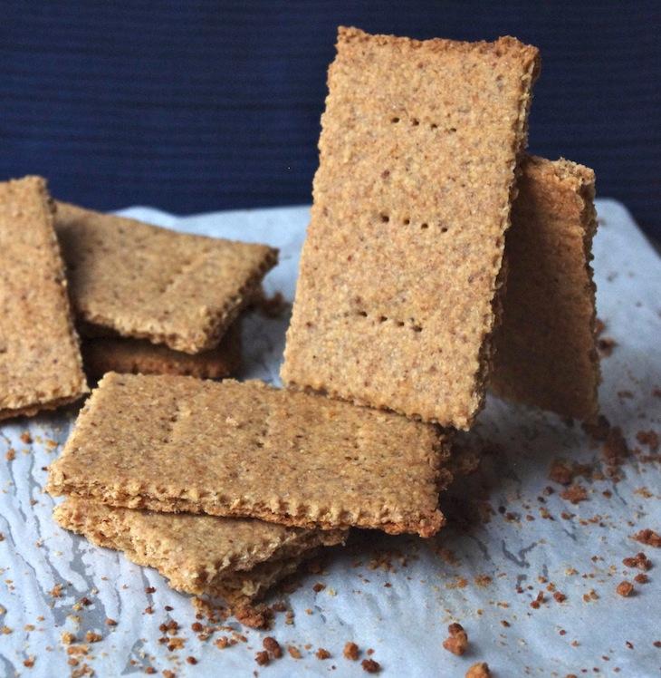 graham crackers recette2 Prise de tête valable   Graham crackers maison