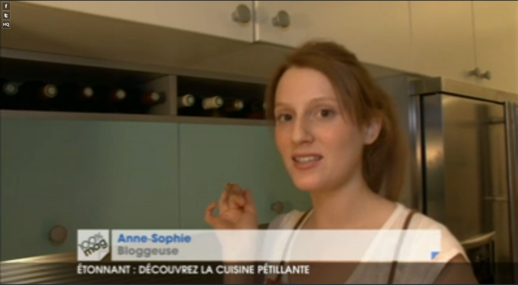 blogueuse culinaire AnneSO FashionCooking 100mag 1024x565 Vidéos / TV