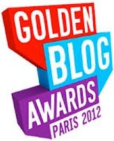 golden blog awards e1348084393126 La minute narcissique   Golden Blog Awards, Génération Blogueuses & ELLE