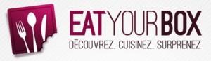 logotagline 300x87 Eat Box doctobre avec Eat your Box & Salon Cuisinez avec Lakrids [Résultats du Concours inside]