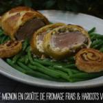 filet mignon croute fromage frais haricots 150x150 Index des recettes