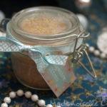 Sucre parfumé citron-gingembre