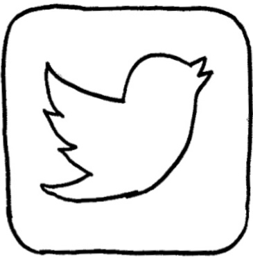logo twitter Contacts