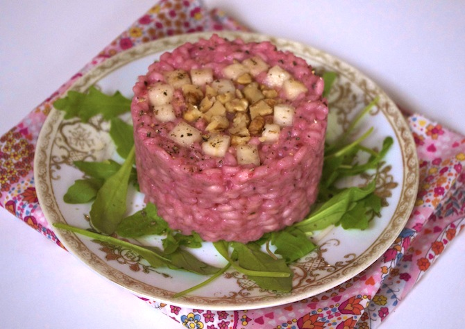 risotto-rose-betterave-poire