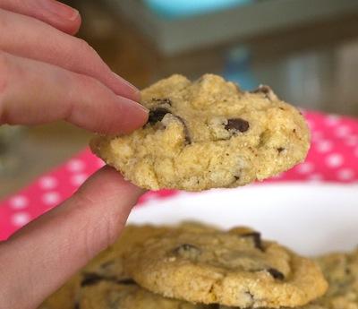 mini cookies trois chocolat Confession gourmande aux couleurs Fashion Cooking   Cupcakes tout chocolat & cookies trois chocolats