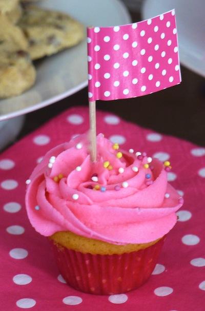 mini-cupcakes-vanille-glacage-rose
