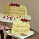 gateau blanc glacage pistache 150x150 Index des recettes