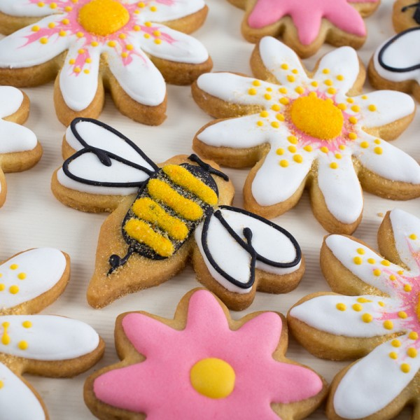 biscuits marguerite abeilles