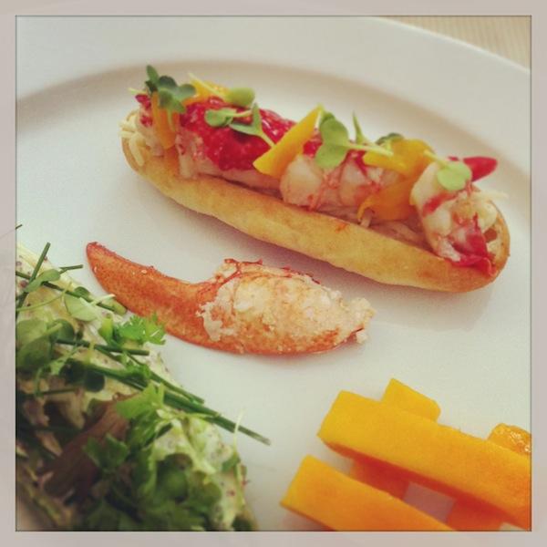 lobster roll rech