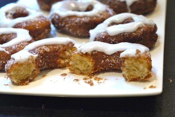 Cronuts recette