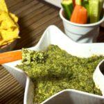 Sauce dips épinards-artichauts-parmesan