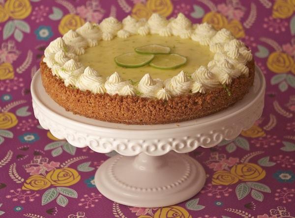 parfaite key lime pie tarte au citron vert. Black Bedroom Furniture Sets. Home Design Ideas