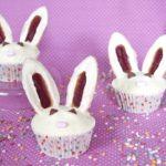 Cupcakes lapins de Pâques