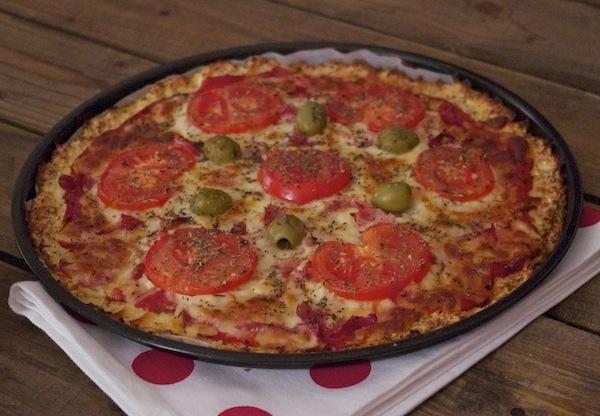 pizza light p 226 te au chou fleur