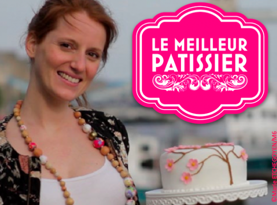 Anne-Sophie Le Meilleur Patissier M6 blog