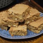 blondies chocolat blanc brownies 150x150 Index des recettes