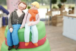 EPISODE 5 - LES ENTREMETS - EPREUVE CREATIVE : LE WEDDING CAKE