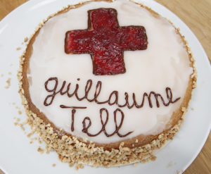 gateau guillaume tell anne sophie 300x247 Le Meilleur Pâtissier Semaine 5 Le bavarois